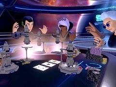 В PokerStars VR вышло космическое обновление