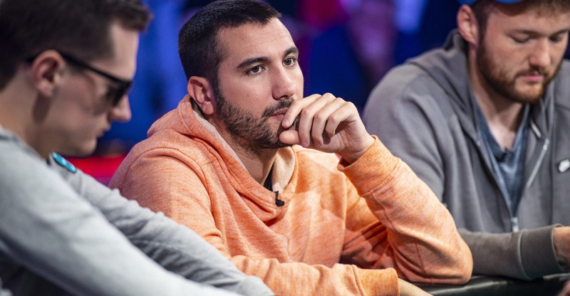 Дарио Саммартино - финалист WSOP ME 2019