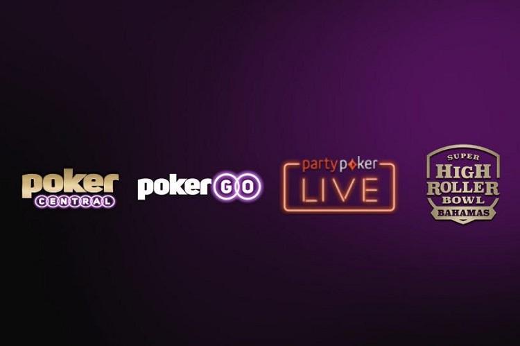 PokerGO и PartyPoker