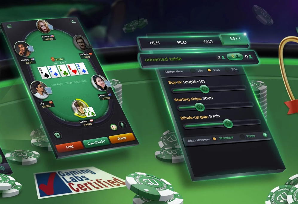 игра в покер на реальные деньги с айфона