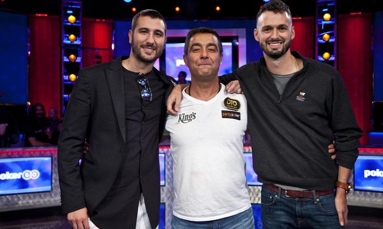 Тройка финалистов