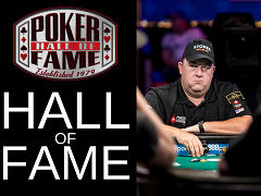 Moneymaker and Oppenheim are the new members of the Poker Hall of Fame