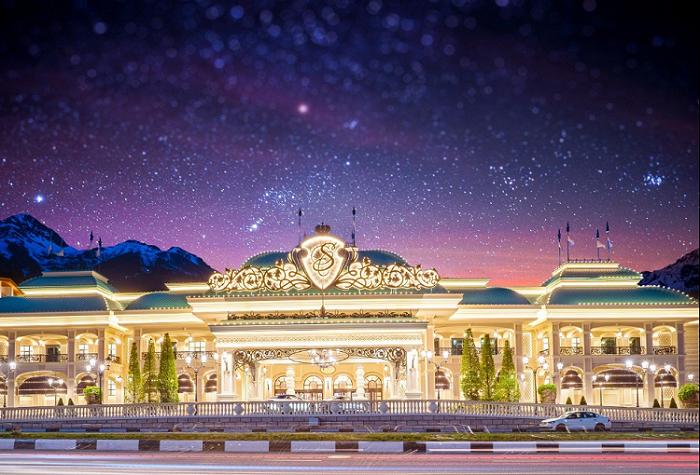 Main Event 888poker Live Sochi 2019