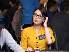 Indian star paused her acting career to play poker