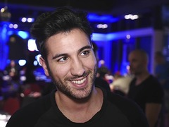 Dario Sammartino: «All people playing final table feel amazing emotions»