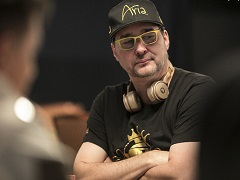 Phil Hellmuth finished sixth in the last WSOP 2019 event