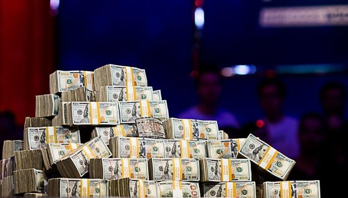 WSOP 2019  tax