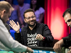 Negreanu is an applicant for WSOP Player of the Year title