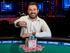 Anthony Zinno won his second WSOP bracelet