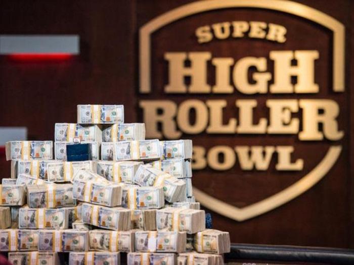 Super High Roller Bowl 2019