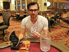 Андрей Патейчук выиграл 547 000$ за первое место в турнире CPPT Venetian