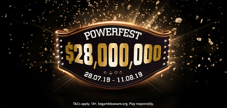 PowerFest on PartyPoker