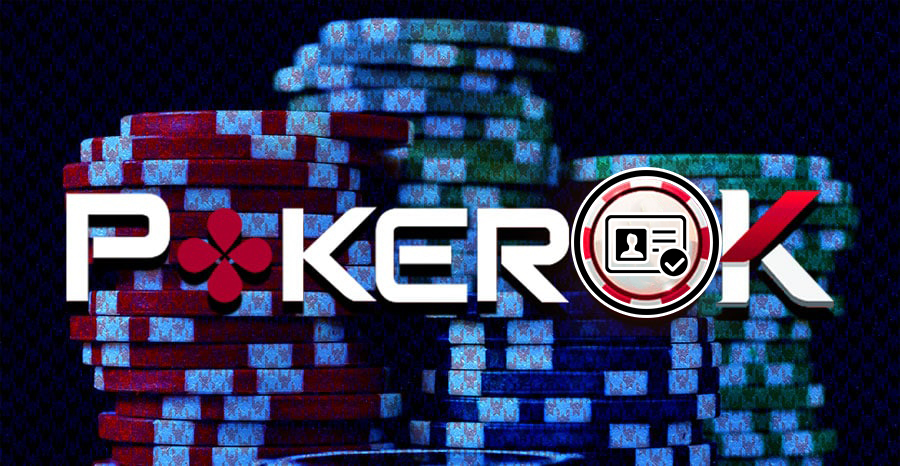 Регистрация и верификация PokerOK