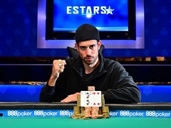 Nick Schulman won his third WSOP bracelet