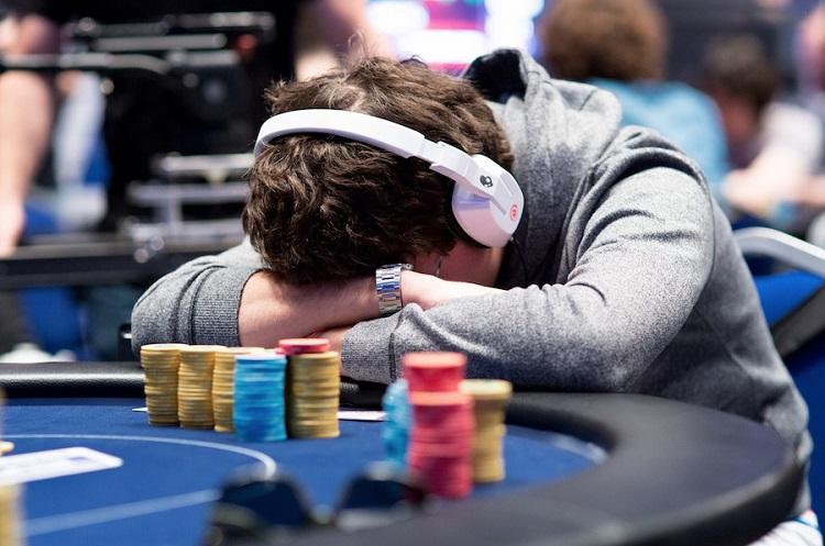 Покерные эмоции