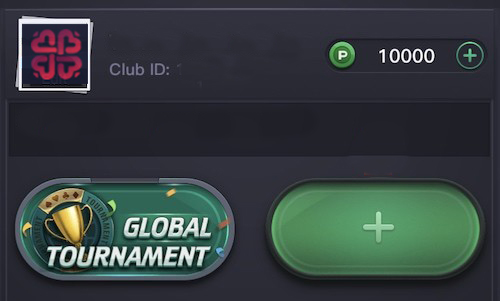 PPPoker club settings