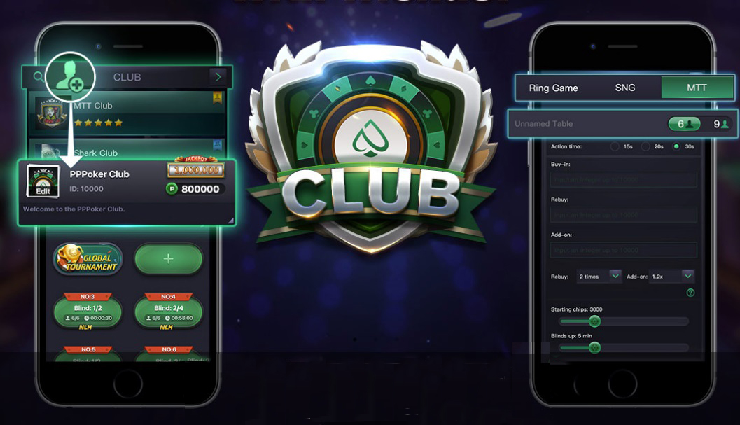 PPPoker Club 2019