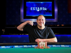 David Baker took down $1 500 LH event at the WSOP 2019