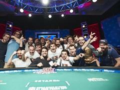 Определился чемпион Мини Мейн Ивента WSOP 2019