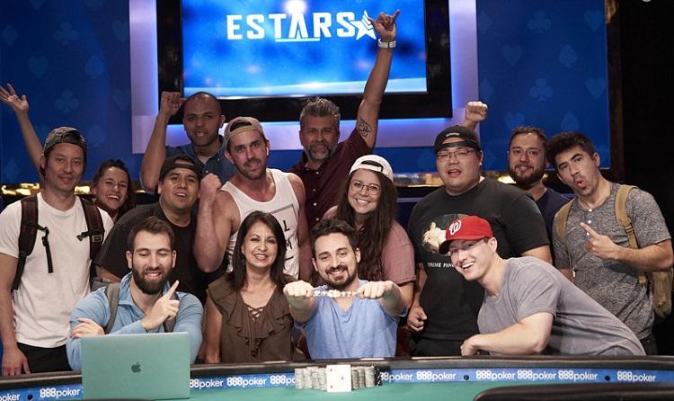 Rick Alvarado poker