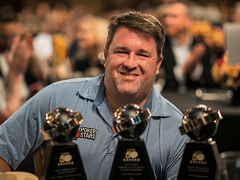 Chris Moneymaker might win the WSOP ME again