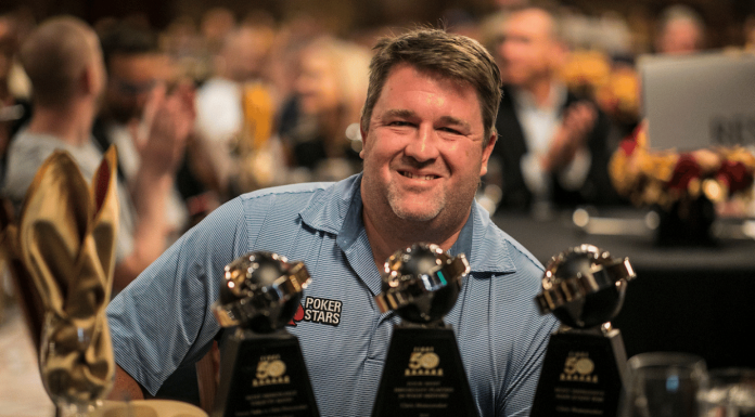 Chris Moneymaker 2019