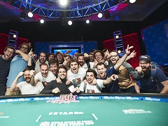 The champion of Mini Main Event WSOP 2019 was determined