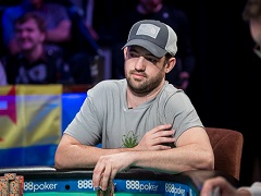 Joe Cada finished runner-up in the WSOP 2019 event