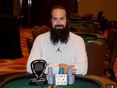Джейсон Мерсье выиграл турнир хайроллеров SHRPO