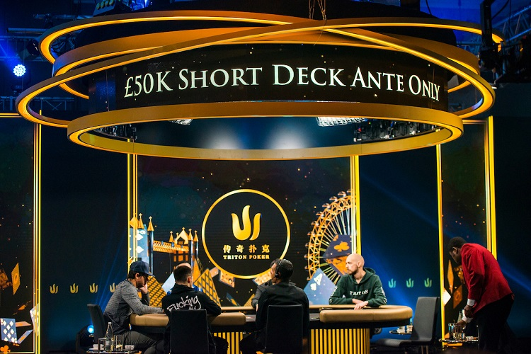 Triton Poker 2019