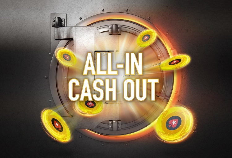 PokerStars All-in Cash Out 2019