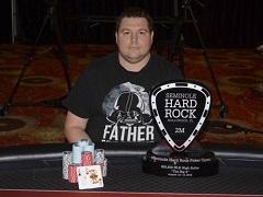 Шон Диб стал чемпионом турнира хайроллеров Seminole Hard Rock