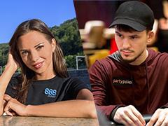 Новая покерная пара: Дарья Фещенко и Трутеллер