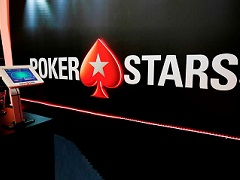 PokerStars revenue fell to a record low