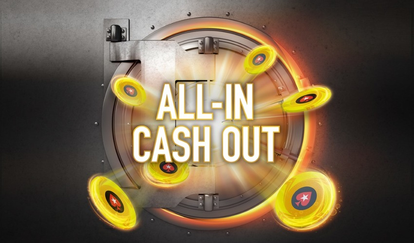 PokerStars All-in Cash Out 2020
