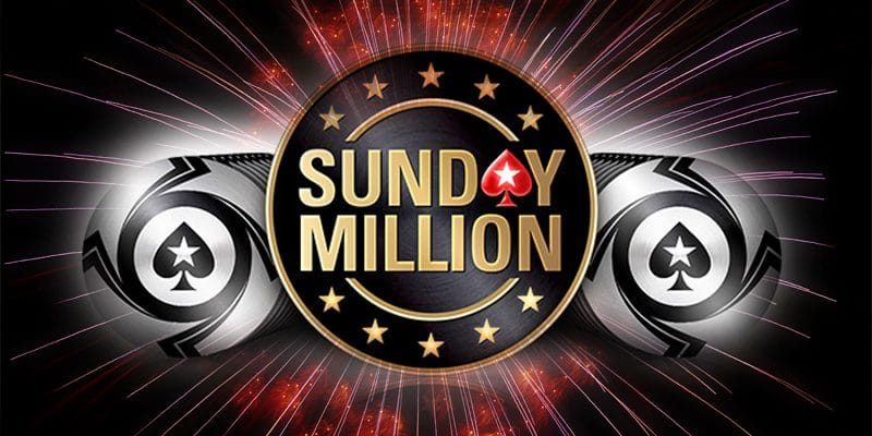 PokerStars  Sunday Million Knockout 2019