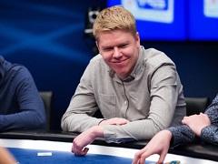 Ben Spragg held a nonstop poker marathon