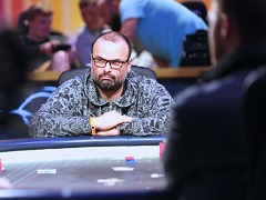 The champion of Main Event PartyPoker Live Millions was determined