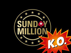 Покерист из Казахстана победил в Sunday Million Knockout