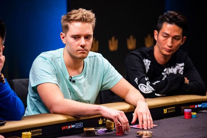 Linus Loeliger Triton Poker