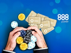 Bonuses at 888poker