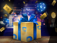 4 impressive bonuses for the first deposit at 888poker