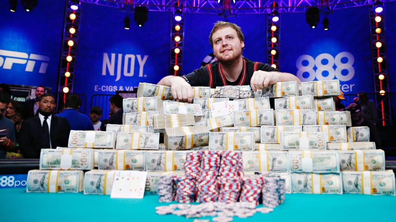 Топ 6 самых крупных серий турниров по покеру