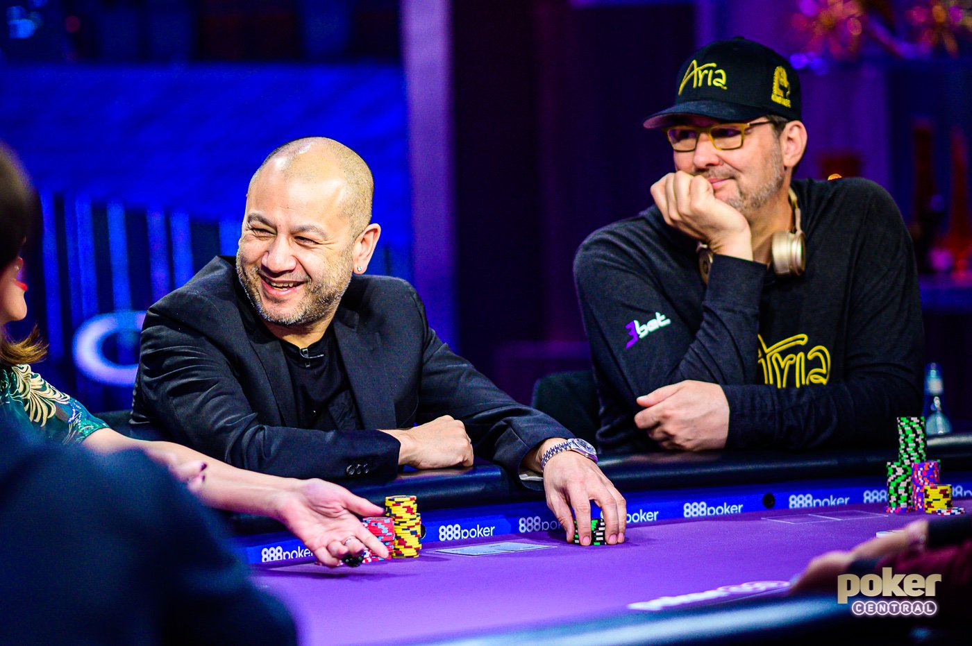 Phil Hellmuth on Poker After Dark 2019