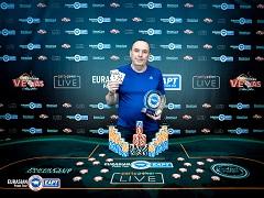 Сергей Хохлов стал победителем Russian Poker Championship
