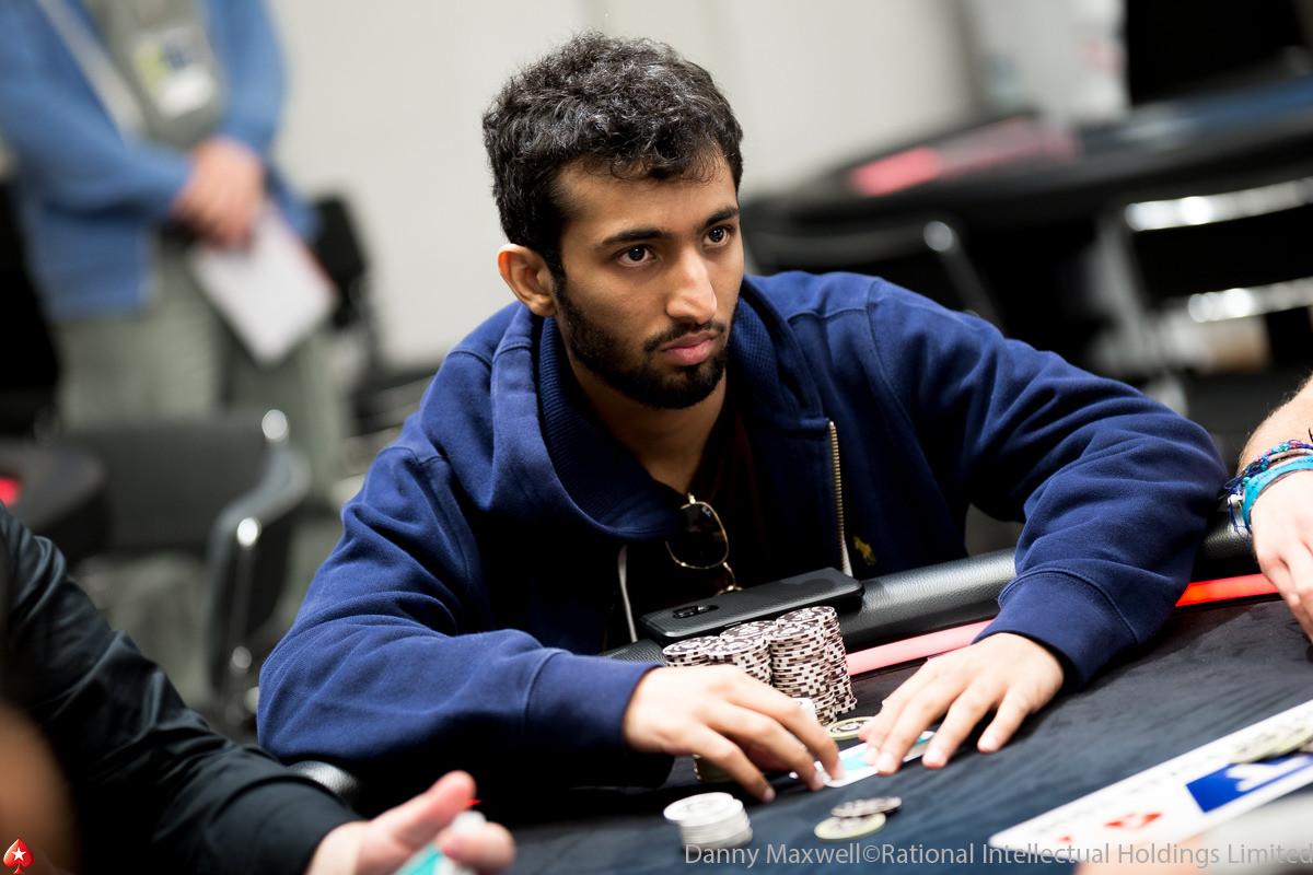 Покерист Саха выиграл почти 100 000€ на EPT National