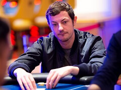 Challenging hand for $400K with Tom Dwan