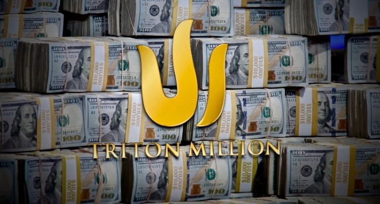 Triton Million for charity