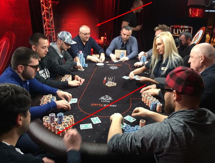 Покерный стол 2019