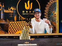 Лондонский этап Triton Poker открывает новые имена в покере
